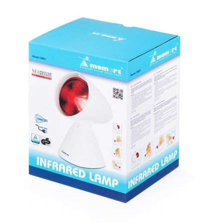 Lampa na podczerwień Momert Infralamp 150W