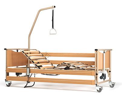 Łóżko pielęgnacyjno-rehabilitacyjne Luna Basic II