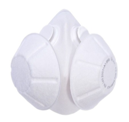 Maska przeciwsmogowa filtrująca FS 80 V FFP3 NR D